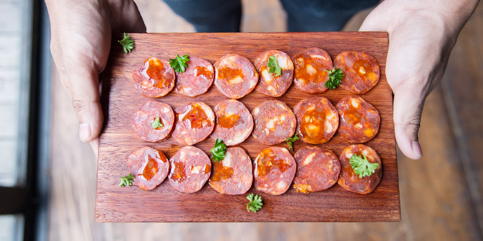 CHORIZO from TORO at 72 Courtyard FL 1, 72 Sukhumvit 55 Thonglor, Bangkok