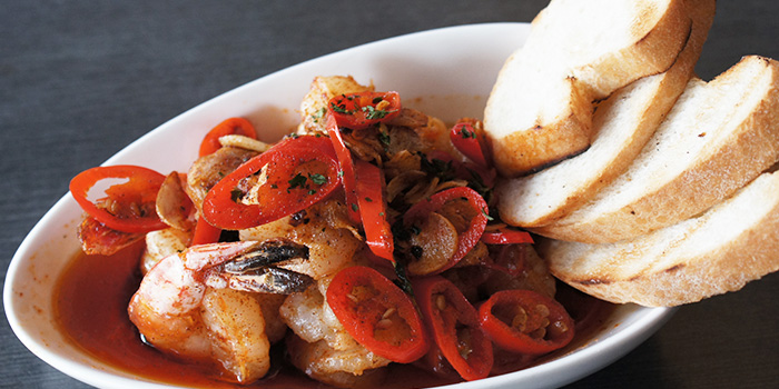Gambas Pil Pil from Charlie