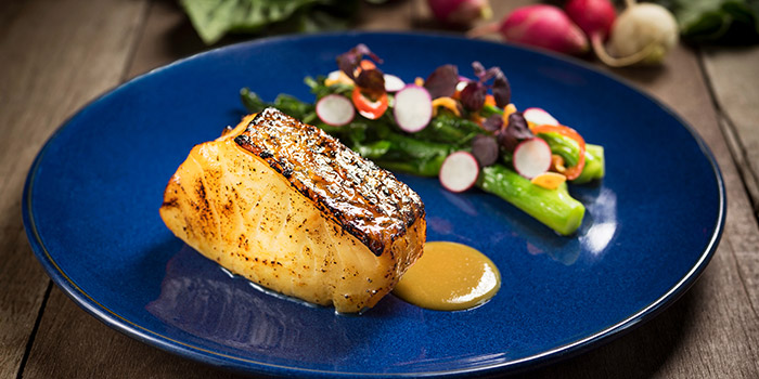 Maple Miso Cod from Cook & Brew at The Westin Singapore in Marina Bay, Singapore