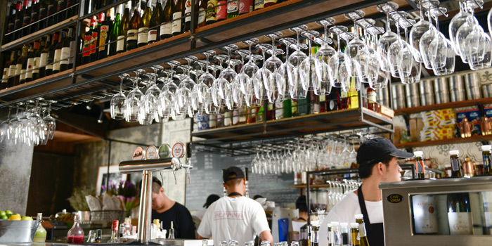 Counter Bar from Peppina@Srinakarin at Jas Urban Srinakarin, Bangkok
