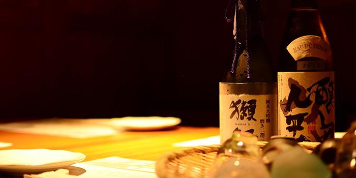 Sake from Marusaya in Robertson Quay, Singapore