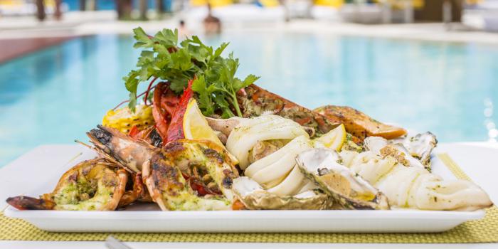 Dream Beach Lobster of Dream Beach Club in Layan, Phuket, Thailand