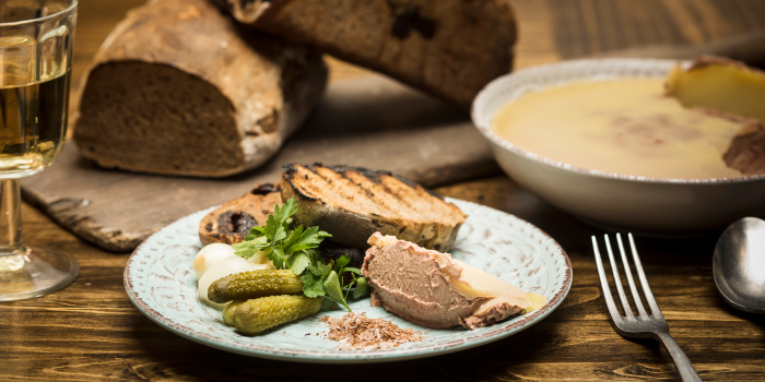 4-Spice Chicken Liver Pate from Firebake - Woodfired Bakehouse & Restaurant in East Coast, Singapore