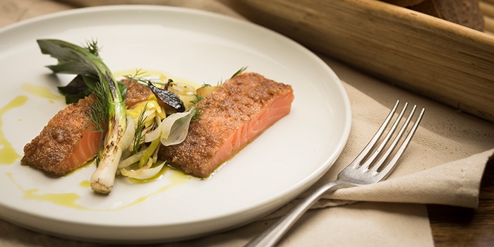 Cured Norwegian Salmon from Firebake - Woodfired Bakehouse & Restaurant in East Coast, Singapore
