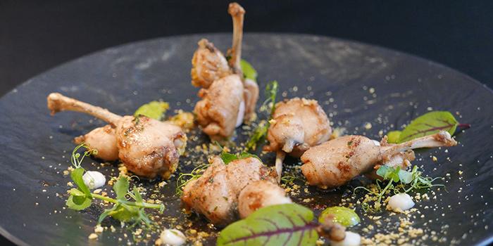 Garlic Frog Leg, L