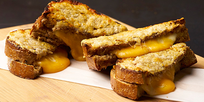 Grilled Cheese Sandwich from Ninethirty in East Coast, Singapore