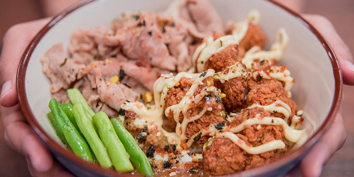 Chicken Karage from Ho-Jiak in Tanjong Pagar, Singapore