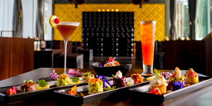 Level One Nikkei Cuisine from Level One in Layan, Phuket, Thailand