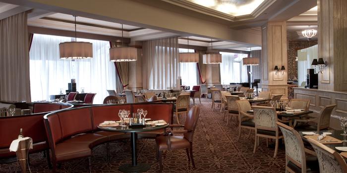 Interior 1 at Lobo Restauran Ritz Carlton, Jakarta