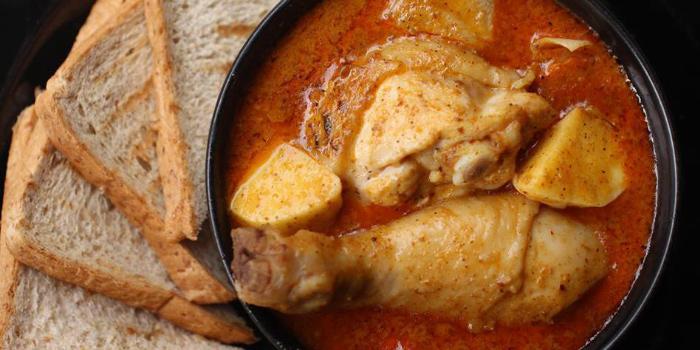 Massaman Chicken from ELLA Bar & Bistro in Patong, Phuket, Thailand.
