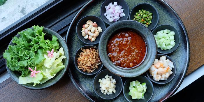 Miang Kham from Smooth Curry at Plaza Athénée Bangkok, A Royal Meridien Hotel, Bangkok