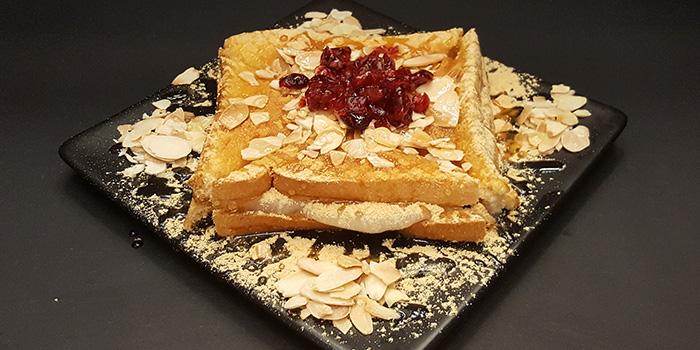 Injeolmi Toast from Nunsaram in Serangoon Gardens in Serangoon, Singapore