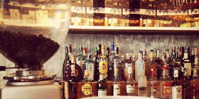 Restaurant Ambiance of ELLA Bar & Bistro in Patong, Phuket, Thailand.