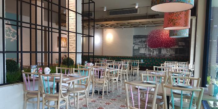 Restaurant Atmosphere of Tumrhap Phuket & Southern Restaurant in Maung, Phuket, Thailand
