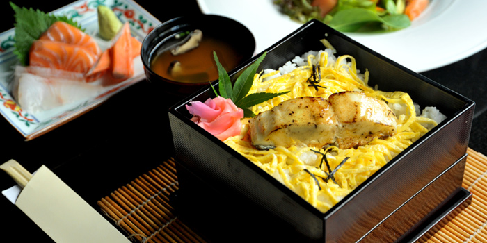 Set Lunch from Utage at Plaza Athénée Bangkok, A Royal Meridien Hotel, Bangkok