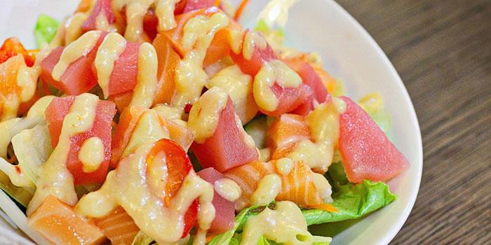 Hakata Sashimi Salad from Showa Hakata Ramen & Izakay in Jurong, Singapore