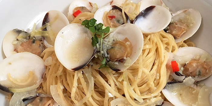 Vongole from Strong Flour in East Coast, Singapore
