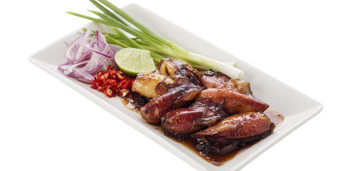 Sweet Squid from Tumrhap Phuket & Southern Restaurant in Maung, Phuket, Thailand