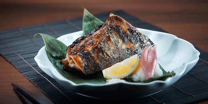 Grilled Tuna Cheek from Takujo at Marina Square in Promenade, Singapore