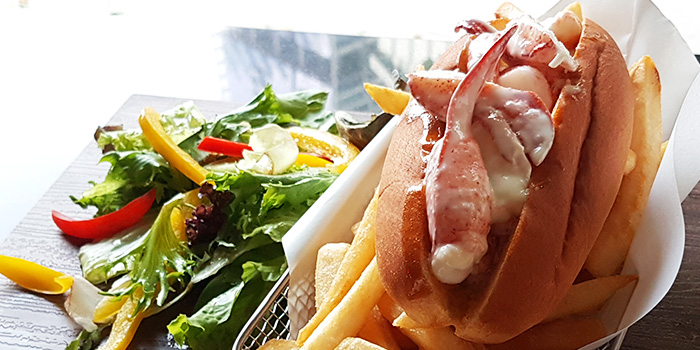 Crab Meat Roll from The Beacon at Marina Square in City Hall, Singapore