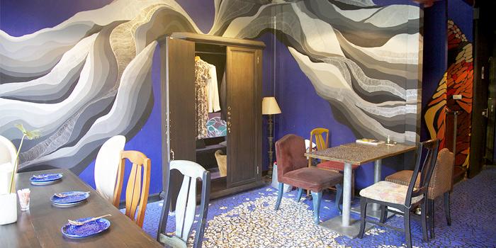 The Way to Secret Room of IfItIs at Thong Lo 23 Alley, Khlong Tan Nuea, Watthana, Bangkok