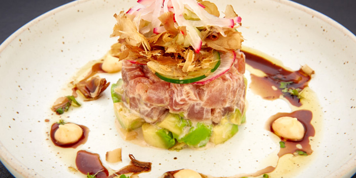 Tuna Tartar from D