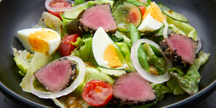 Tuna Salad from D