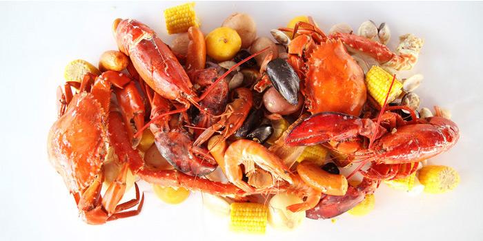 Seafood Boil from Crab in Da Bag (Nassim) in Tanglin, Singapore