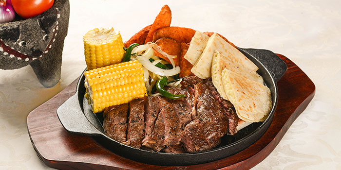 Zapata Arrachera from Viva Mexico at Cuppage Terrace in Dhoby Ghaut, Singapore