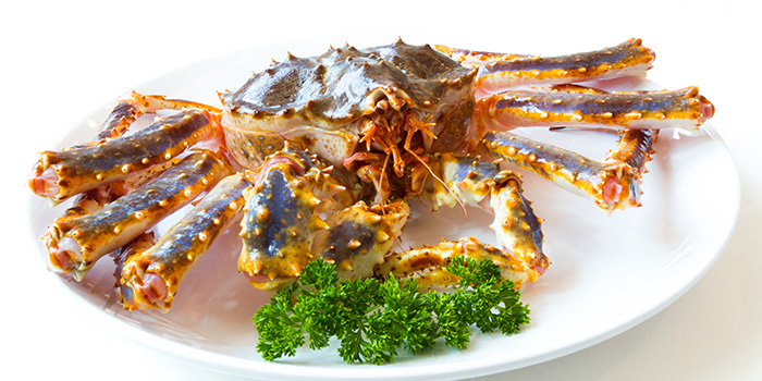 Alaskan King Crab from Zheng Yuan Wei at Katong Square in East Coast, Singapore