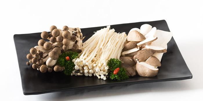 Mushroom Platter from Zheng Yuan Wei at Katong Square in East Coast, Singapore