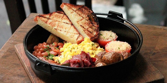 The Cast Iron from & Why in Bugis, Singapore