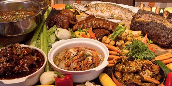 Buffet Spread from J65 @ Hotel Jen Tanglin at Hotel Jen in Tanglin, Singapore