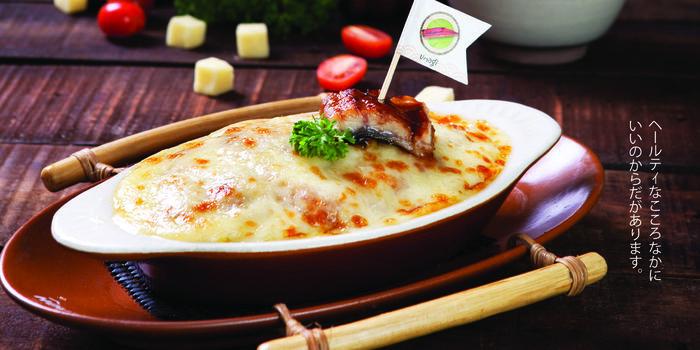 Dish at Zenbu