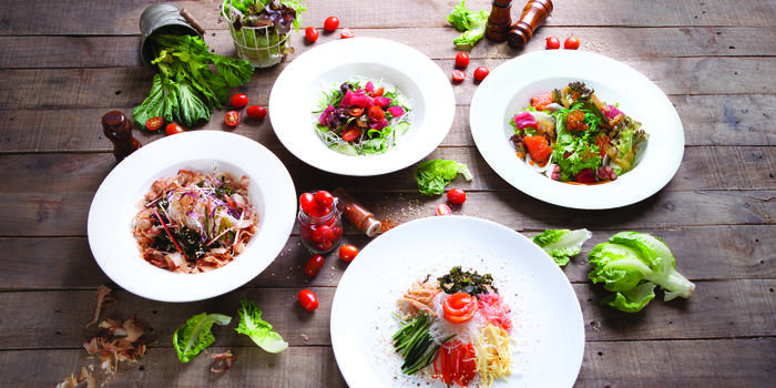 Dish 1 at Zenbu Alam Sutera