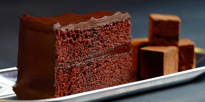 All Chocolate Cake from Awfully Chocolate (Holland Village) in Holland Village, Singapore