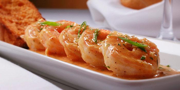BBQ Shrimp at Ruth