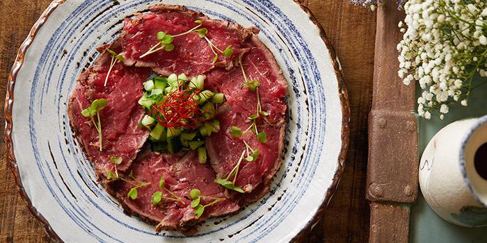 Beef Tataki, TokyoLima, Central, Hong Kong
