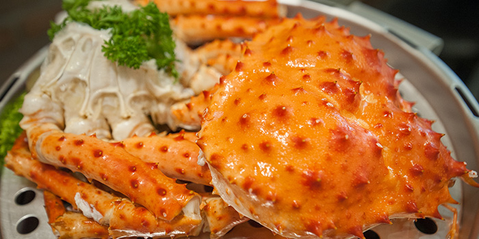 Premium Crab from Captain K Seafood Tower (Prinsep Street) at Income@Prinsep in Dhoby Ghaut, Singapore