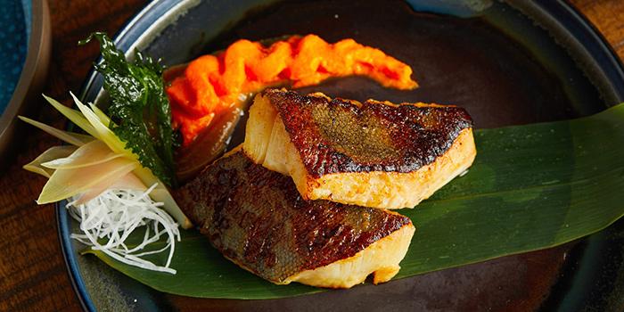 Grilled Black Cod, TokyoLima, Central, Hong Kong