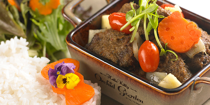Cowabunga Wagyu from Hello Kitty Orchid Garden at Changi Airport Terminal 3 in Changi, Singapore