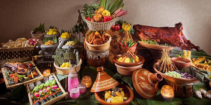 Hilton Singapore Ramadhan Pop-Up Restaurant