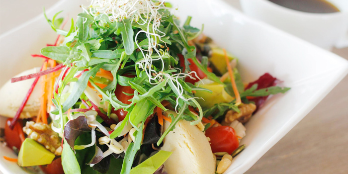 Life Salad from The Deck in Cherngtalay, Phuket, Thailand