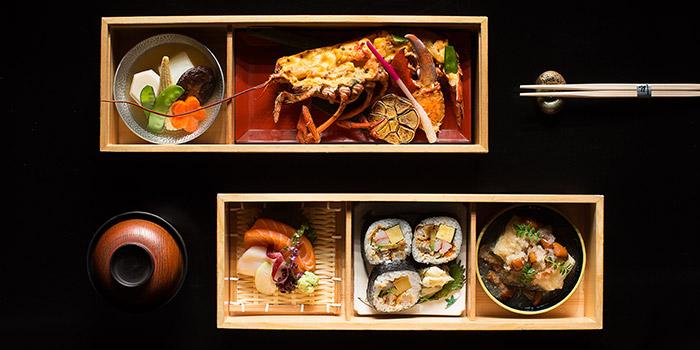 Business Bento Set from Mikuni in Fairmont Singapore, Singapore