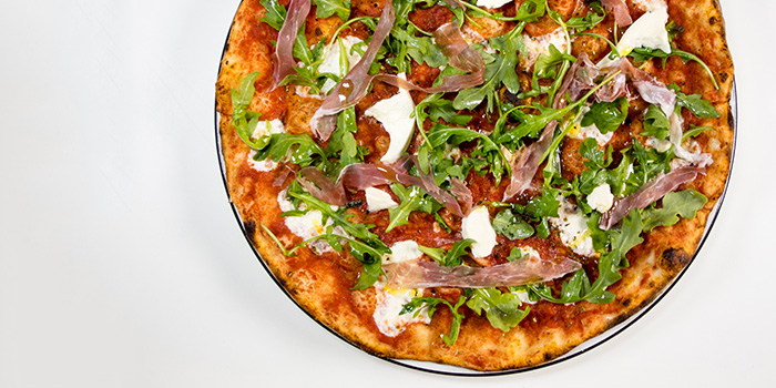 Parma Rucola from PizzaExpress (Scotts Square) in Orchard, Singapore