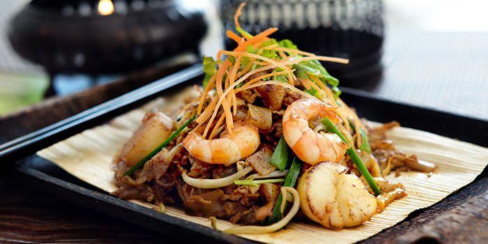 Fried Kway Teow from PappaMia (Changi Airport T1) in Changi, Singapore