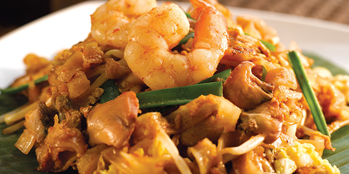 Fried Kway Teow from Penang Culture (Changi Airport T2) in Changi, Singapore