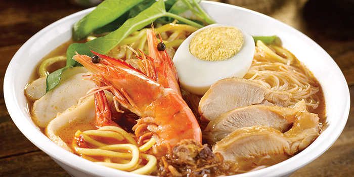 Hokkien Prawn Noodle from Penang Culture (Changi Airport T2) in Changi, Singapore