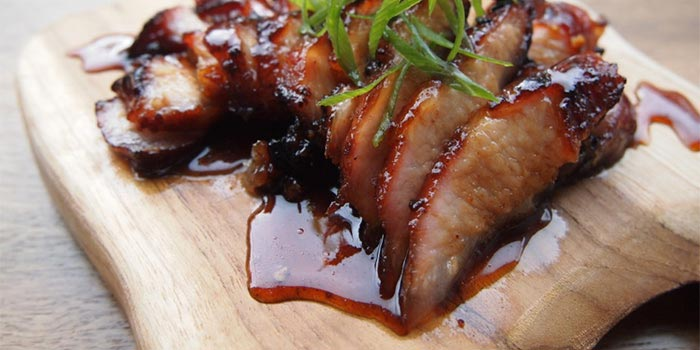 Roast Pork at Buns & Meat Bali