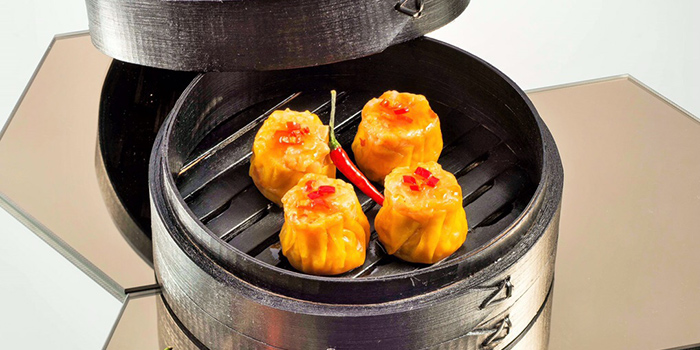 Spicy Pork Dumplings, Yum Cha, Central, Hong Kong